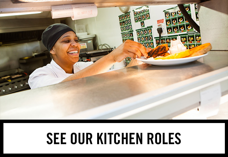 Kitchen roles at Mill